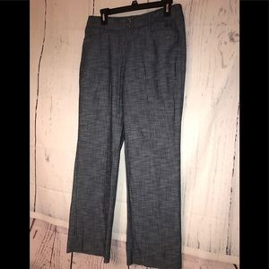 Larry Levine cropped pants size 10